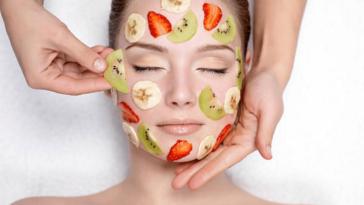 fruit face masks