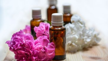 essential oils at home